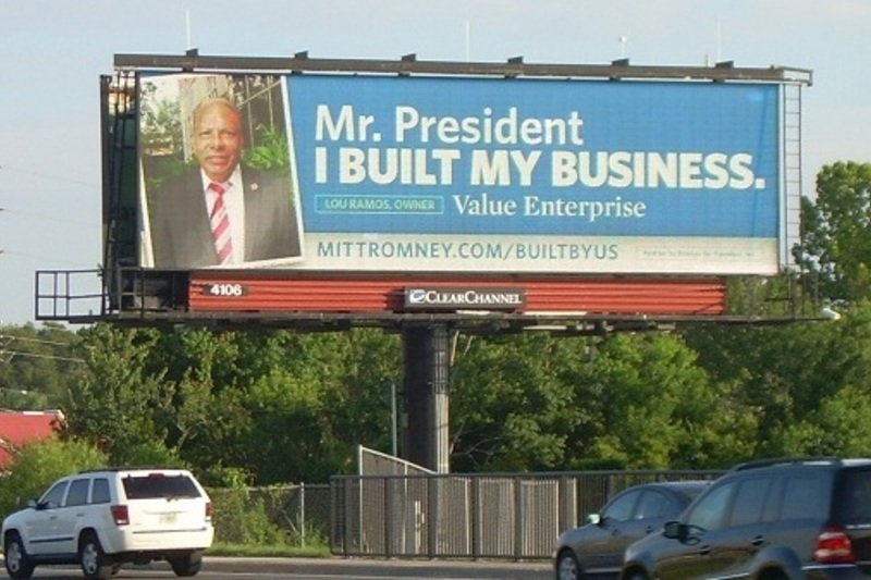Digital billboards thrive on campaign trail