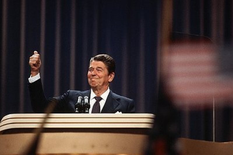 Can Obama channel Reagan?