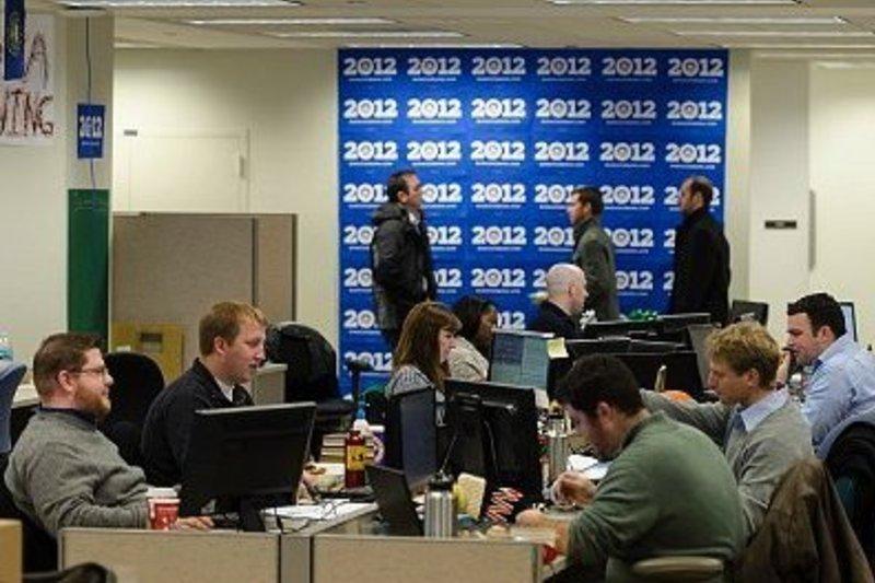 Data-driven politics