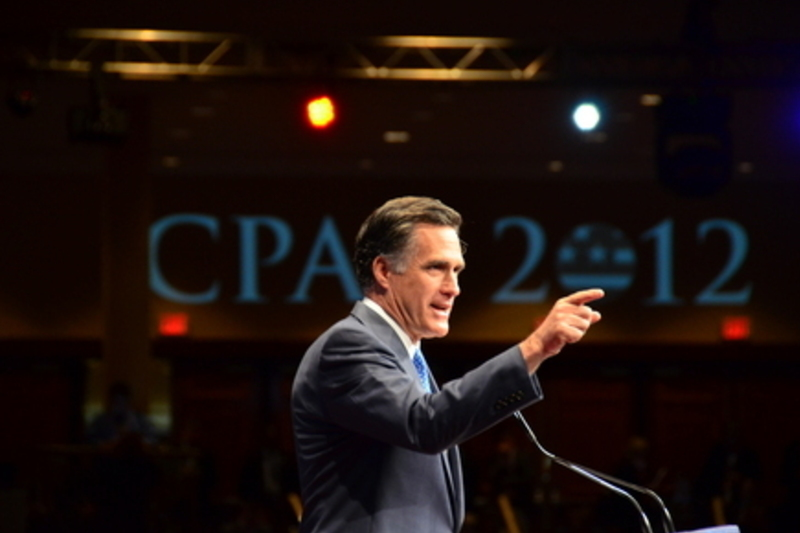 Did Romney win over conservative skeptics at CPAC?