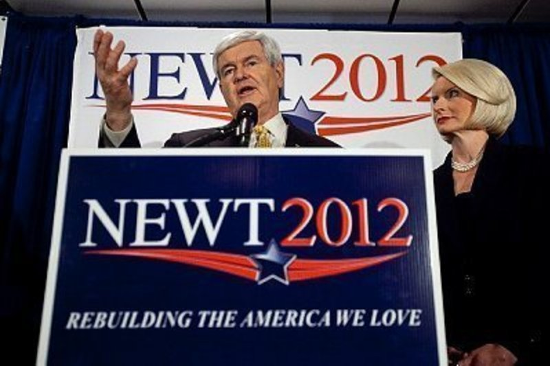 Can Newt's camp weather the storm?