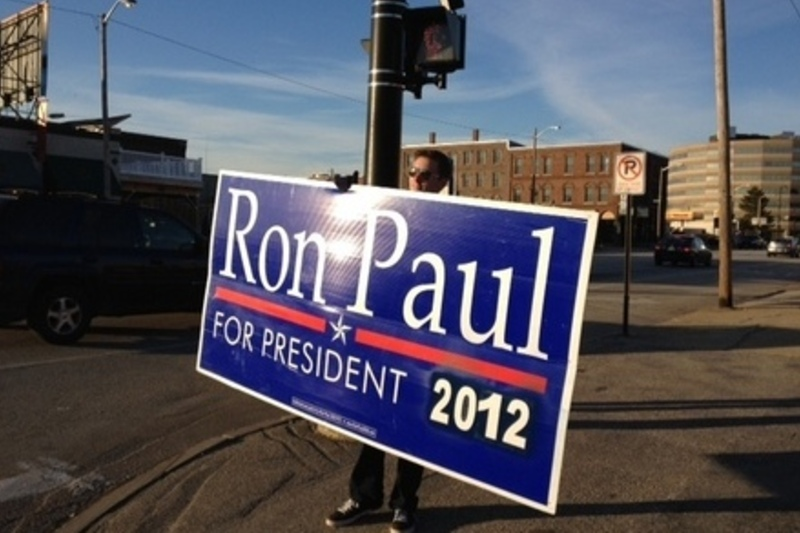 Campaign signs take a hit in New Hampshire