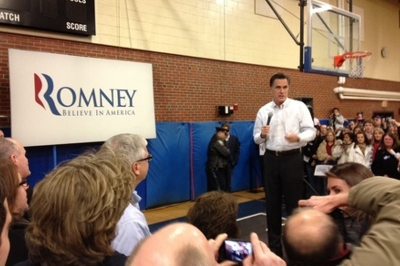 Can Romney claim a conservative win in New Hampshire?