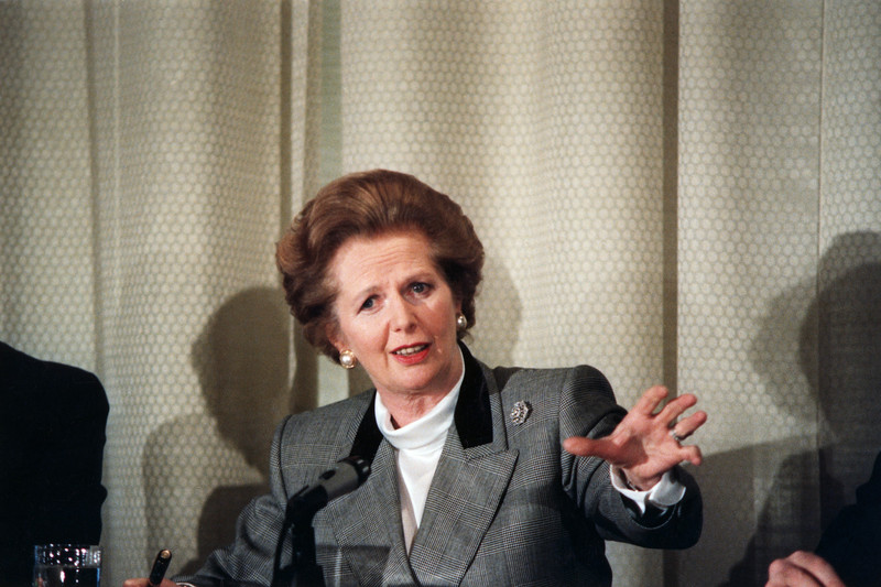 How Margaret Thatcher advanced my career