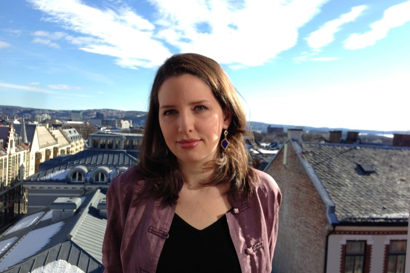 On the Hill: Amelia Showalter