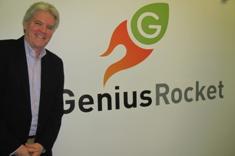 On the Hill: GeniusRocket's Mark Walsh